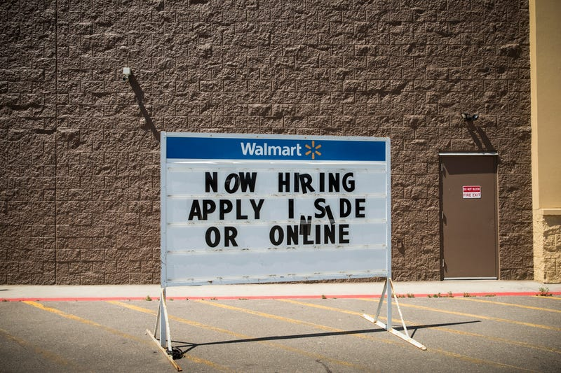 "A Walmart Department Manager Begs the World: ""Hire Me"""