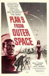 Plan 9 Remake Is Cast