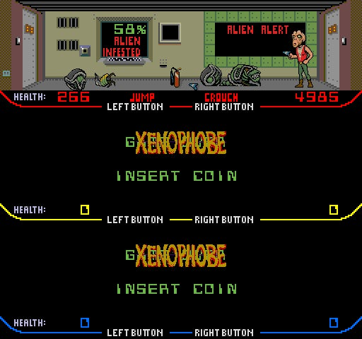 The Alien Killing Video Game That Makes You Long for the 80s