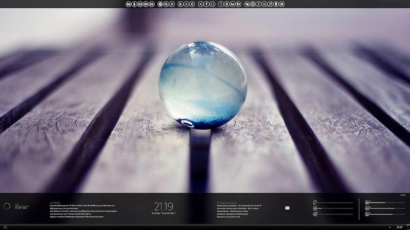 The Marble Desktop