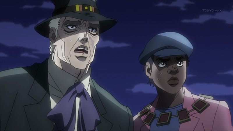The Second Arc of Jojo's Bizarre Adventure is Better Than the First