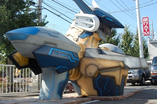 Hideo Kojima's Iconic Mecha Will Soon Loom Over Tokyo