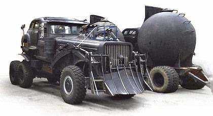 Mad Max: Fury Road Vehicles