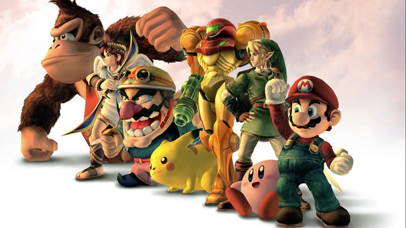 The Next Super Smash Bros. Won't Have a Story Mode or Cutscenes