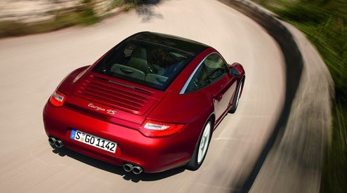 New Porsche 911 Targa 4, Targa 4S Let Loose On Unsuspecting Internet