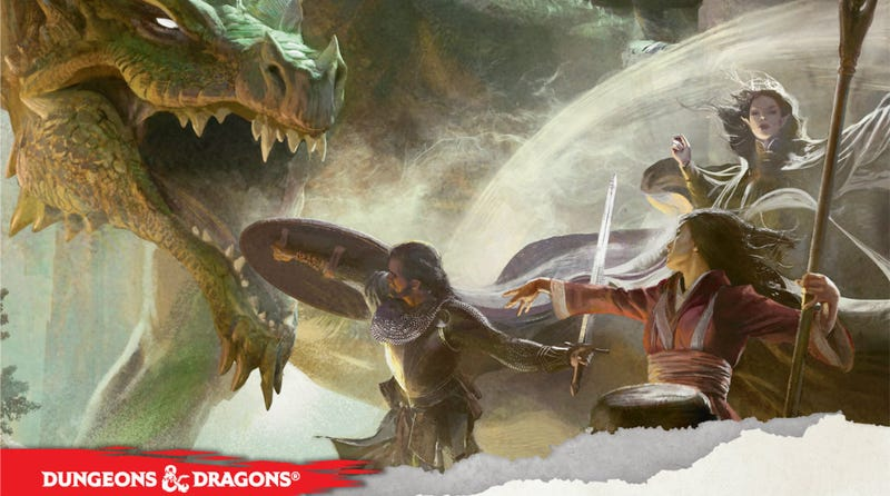 The D&D Starter Set is a Great Way to Introduce Newbies to RPGs