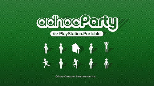 PSP AdhocParty Coming To North America