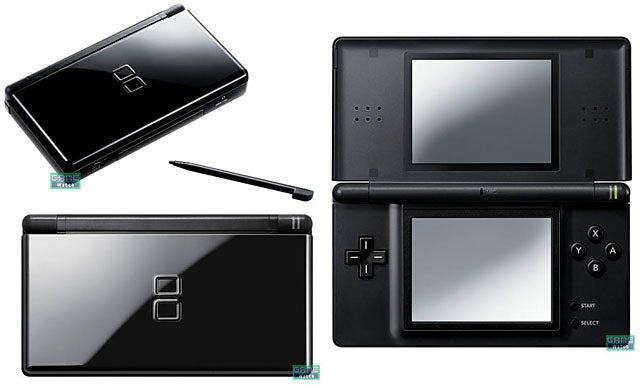 Nintendo Announces Pricing for Black DS Lite