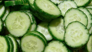 WHO KNEW CUCUMBERS COULD DO ALL THIS!!!