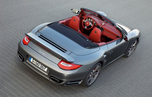 New Porsche 911 Turbo: 3.8-Liters, 500 HP Of Direct-Injection Glory