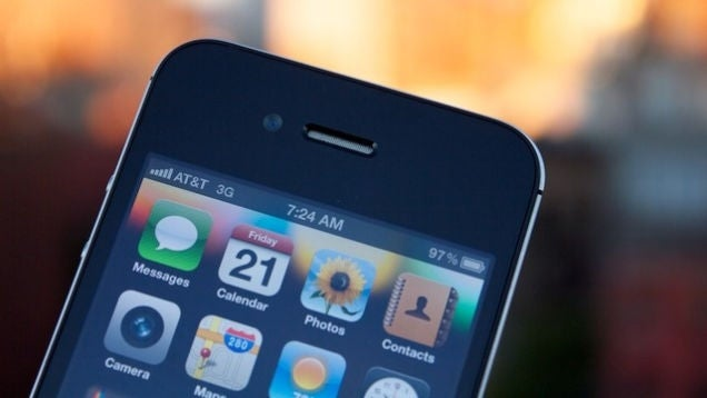 Don't Put iOS 8 On Your iPhone 4S