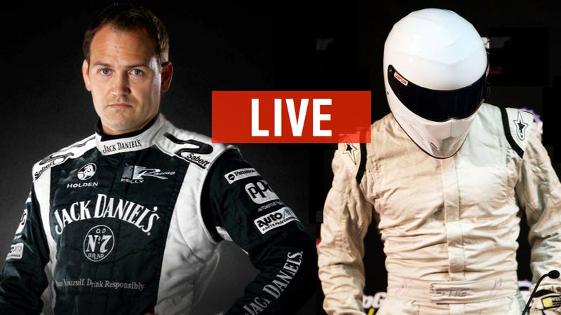 Ask Former Stig And James Bond Stunt Driver Anything You Want