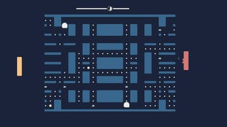 <i>Pac-Man, Pong,</i> And <i>Space Invaders</i>... All In One Game
