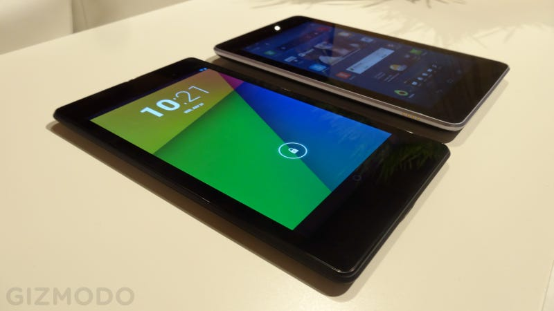 Nexus 7 Hands On: A Giant Leap for Google-Kind