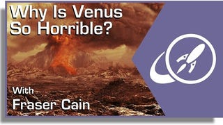 Why Is Venus So Horrible?