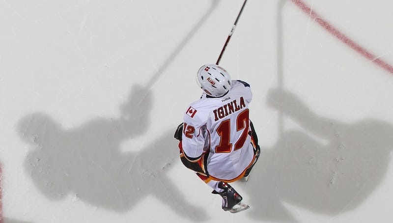 What The Hell: Jarome Iginla Traded To Penguins