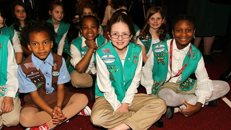 Girl Scouts Add Video Game Dev Badge To Encourage More Female Techies