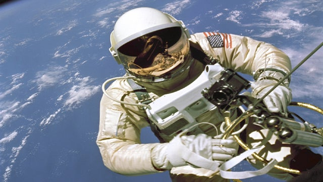 To become an astronaut, all you need to do is pass the Kármán line