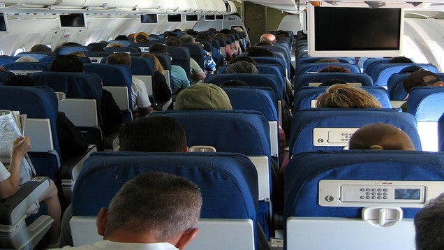 Change to a Better Airline Seat by Asking the Day of a Flight