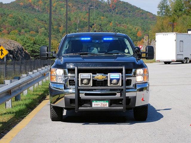 Vermont DMV Truck Mini Dump.