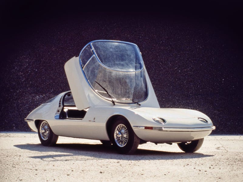 We clearly need more Bertone up ins. (Corvair Testudo)