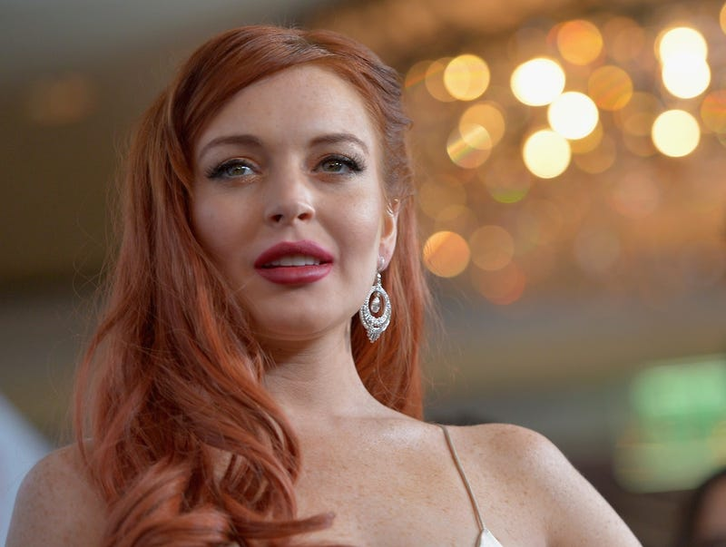 Lindsay Lohan is Really Upset About the Scary Movie 5 Trailer