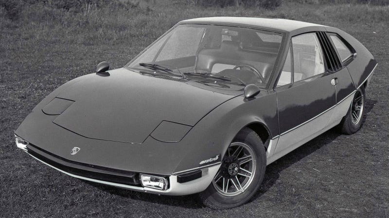 This Is The Funky Porsche Hatchback The Company Never Built