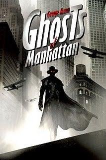 """The first steampunk superhero haunts George Mann's """"Ghosts of Manhattan"""""""