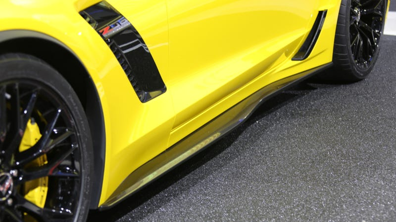 2015 Chevrolet Corvette Z06: The Fantastic Details