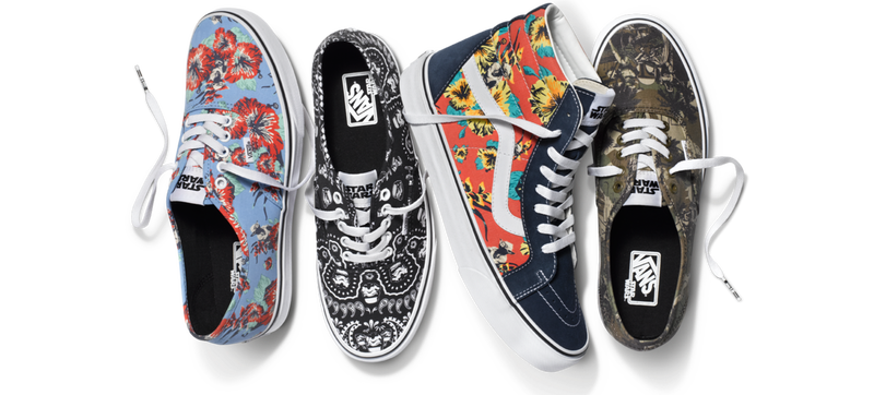 Shoe or Shoe Not: The New Star Wars Sneaker Collection from Vans