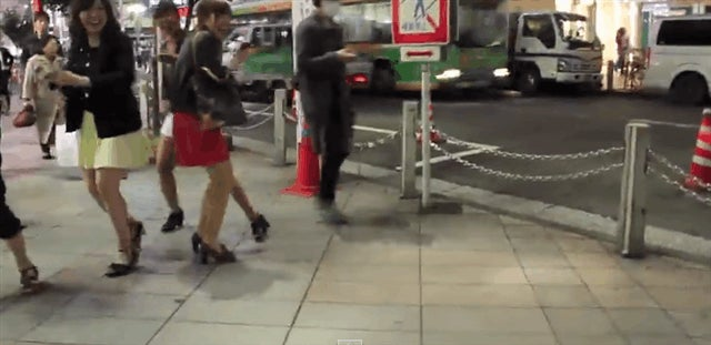 Attack On Titan Cosplay Terrorizes The Streets Of Tokyo