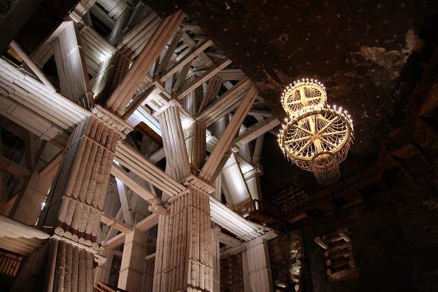Haz turismo bajo tierra en algunas de las minas mas hermosas del mundo 812612866786846537
