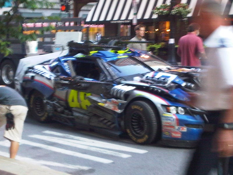 NASCAR Transformers
