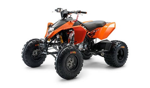 KTM Launches First Quads, Coming to the USA in 2008