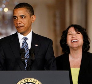 Crazy Wingnut Criticism Of Sotomayor Is Almost Amusing
