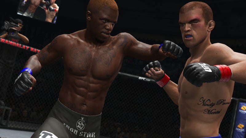 This Video Gets Up Close and Personal With UFC Undisputed 3's Combat System
