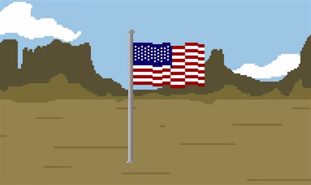 If You Love America, You'll Never Stop Playing This Stupid Game
