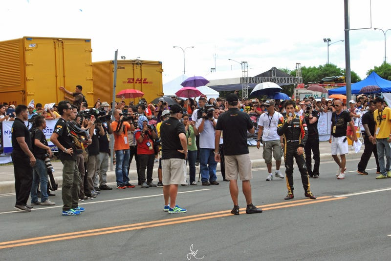 The Manila Speed Show in 35 photos