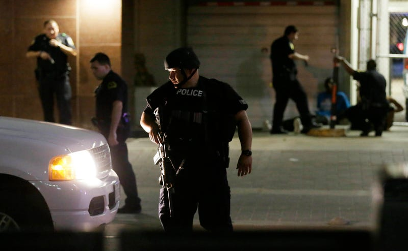 Suspect Killed in Dallas Attack Told Police He Wanted to Kill White Officers and That He Wasn't Affiliated With Any Groups [Updated]