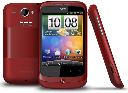 HTC Wildfire Gallery