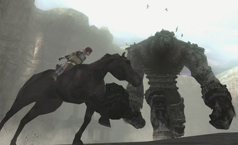 Ico, Shadow of the Colossus Confirmed For PS3 Re-release