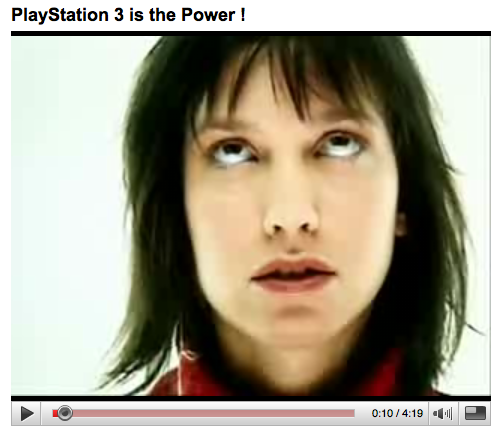 Sony Quietly Introduces PlayStation 3 Youtube Uploading