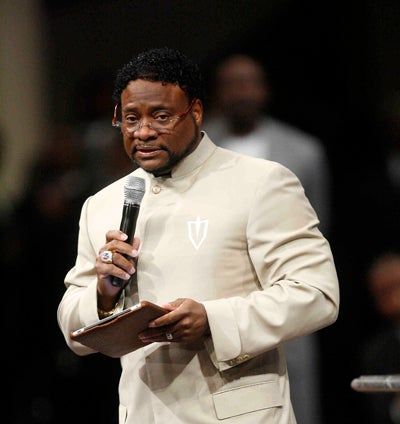 Bishop Eddie Long on Legal Woes: 'I Feel Like David Against Goliath'