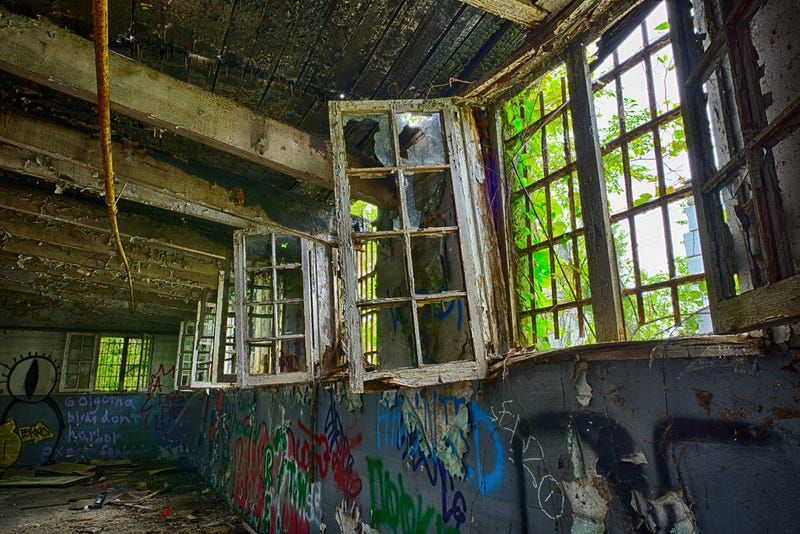 Here Are Some of the Creepiest Abandoned Prisons We've Ever Seen