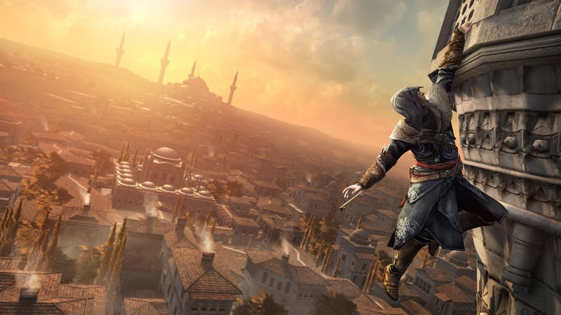 Assassin's Creed Revelations Brings the Ezio Trilogy to a Close in November [Update]