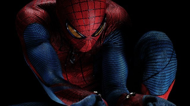 Spider-Man reboot gets a title and a brooding new image