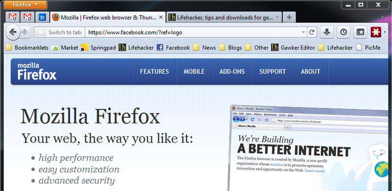 What's New and Awesome in Firefox 4