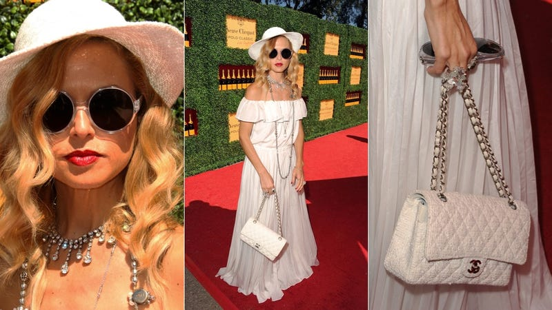 Celebs Somehow Manage To Make Chanel Bags Look Tacky