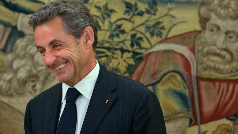 Nicolas Sarkozy Detained by Anti-Corruption Police