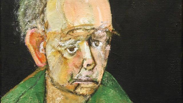 How an Artist Painted His Decline Into Alzheimer's